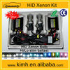 Good quality slim ballast 12V 35W HID xenon headlight kit