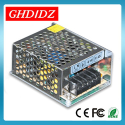Switching Power Supply manufacturer HS-25-12 25w china led power supply 12v