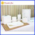 nuevo jabón de alta calidad de los platos de moda la pintura de cerámica