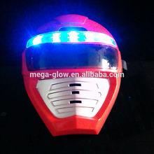 Hot sell LED flashing mask,Light up costume party mask