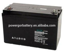12V 100Ah SLA battery for UPS IPS battery Solar system