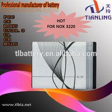 Spice Mobile Battery For Nokia Bl-5b Model 3220 3230 5070 5140 5140i 5200 5208 5300