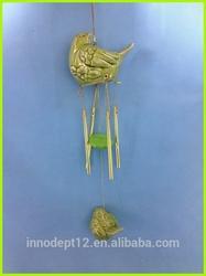 Porcelain & ceramic bird handing wind chime wholesale