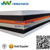 HOT SALES eco-friendly pp hollow sheet/polypropylene corrugated plastic sheet