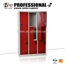 classical office staff employee changing room gym locker lock