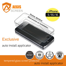 Aegis fitting tool 1 second application tempered screen film