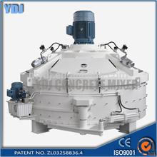 Professional Manufacturer planetary concrete mixer / small block concrete pan mixer