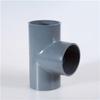 DIN standard pvc sanitary fitting tee