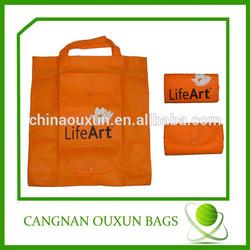 Various specification folding shopping bag,folding bags,folding bag travel