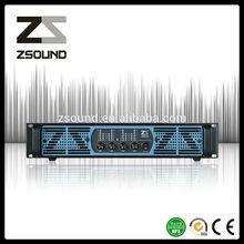 pro dj audio power amplifier column speaker system