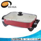 electric ceramic skillet cooker frying pan