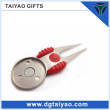golf divot tool golf pitch fork magnetic divot tool for golf