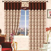 2014 china wholesale ready made curtain 100 polyester window curtains