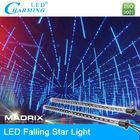 smd 5050 rgb 3d Madrix led falling star lights