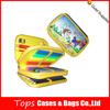 Brand new children triple layer multifunctional school pencil case