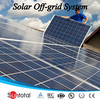 1kw most efficient solar panels off grid domestic solar panels