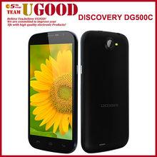 Original DOOGEE Discovery DG500 DG500C MTK6582 1.2GHz Android 4.2 phone 1GB Ram 4GB Rom 13.0MP 3G GPS
