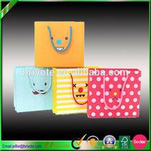 Big elegant fake designer paper gift bags