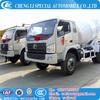 factory selling RHD mini cement mixer concrete truck 3CBM