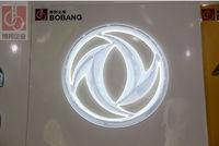 illuminated custom made car logo/LED light car logo/3d car emblem