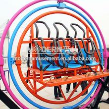 amusement human gyroscope orbitronics