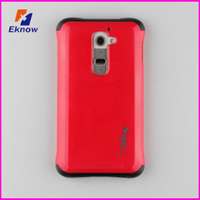 For LG G2 Plastic&TPU armor cell phone covers case