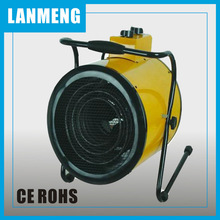 Industrial electric fan air force heater/air force heaters