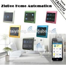 Factory taiyito home automation Zigbee protocol domotic home IEEE802.15.4 Zigbee HA smart home security companies