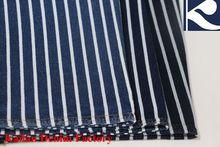 KA-627-AB stripe knitting denim fabric