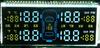 Monochrome lcd VA numeric car lcd instrument panel