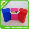 Personalized color king size plastic cigarette case