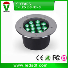 high quanlity high bright greenlight water proof led underground light IP67 from Sitatone 3 years warranty