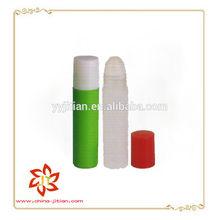 popular 20ml Plastic Pen Roll on ball Deodorant Perfume Bottle