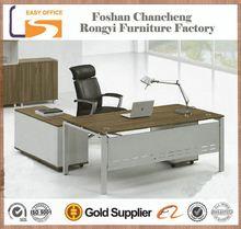 2014 newest wooden new design modern high gloss furniture office desk
