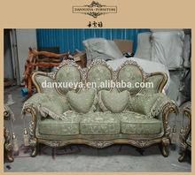 classic sofa 3074C#, flower fabric sofa, arab sofa set