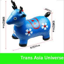 Promotional Hot Sale custom inflatable farm animal