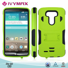 IVYMAX professional factory funda clip holster for LG G3 cover case