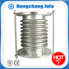stainless steel bellows expansion joint axial corrugated compensator
