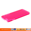 Ultra Slim Hard PC Phone Case Mobile Shell With Deboss logo Rubber Oil For iphone 6