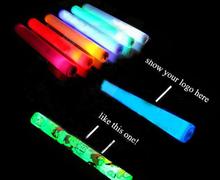 2014 Gifts & Crafts led foam flashing light peel & stick led light