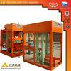 Hot sale ! QT6-15 hydraform cheap concrete block making machine