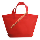 2014 new European standard recycled non woven bag with handle