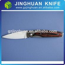 Custom Hand Made Damascus steel Folding knife