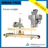 Automatically fish food packaging machine for sale animal feed packing