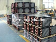 China condensing unit condenser factory---Jinan Baifute Refrigeration