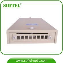 <Softel>FTTH Fiber Terminal Box, Terminal Box Steel for Passive Optic Network