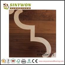 Special Teak Engineered Wood Floor Tiles