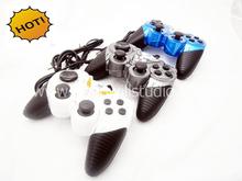 EJ05 PC Game Contorller for Single Player, USB Vibration PC Game Controller, Game Controller Vibrator