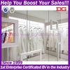Customized high quality fashion wholesale wedding dress display case