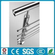 Luxe en acier inoxydable Balustrade / main courante / Balustrade / balustrades project system